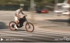 La bici eléctrica de Piqué no es una bici