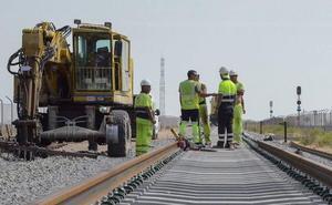 Adif inicia el proyecto para la llegada del tren de altas prestaciones a Badajoz