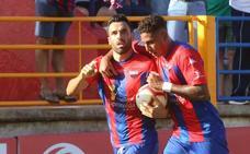 Enric Gallego, primer visitante que anota tres goles en el Wanda Metropolitano