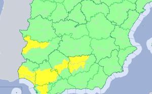 El otoño llega con un aviso por altas temperaturas en Extremadura