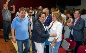 Vara destaca que Extremadura está «en la agenda» del Gobierno central