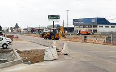La Junta invertirá 1,3 millones en la losa de la carretera de Guadalupe desde Villanueva