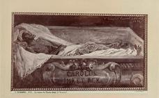 Fantasmas, monstruos y prodigios en la muerte de Carlos V