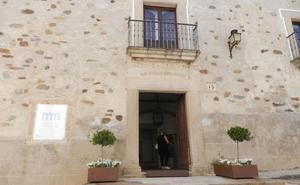 El Ayuntamiento de Cáceres prevé que Museo Municipal reabra en 2019