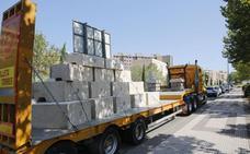 Cerco municipal al estacionamiento de grandes camiones en el casco urbano cacereño