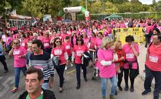 La Marcha Rosa espera atraer a más de 7.000 personas en Plasencia