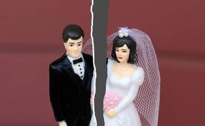 Más de 100.000 parejas se dan el «no quiero»