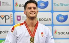 Sherazadishvili, primer español en ser campeón del mundo en judo