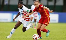 La extremeña Carmen Menayo, convocada para una concentración con la Selección absoluta