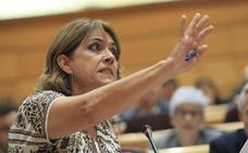 Iglesias exige que Delgado deje la política
