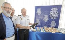 6 kilos de heroína incautados y 7 detenidos en una importante operación antidroga en Extremadura