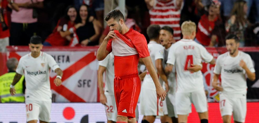 Machín vuelve a desangrar al Madrid