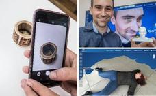 Cómo crear imágenes tridimensionales con solo un teléfono