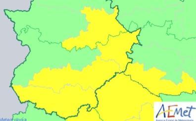 La Aemet amplía la alerta por tormentas a La Siberia extremeña, Villuercas y Montánchez
