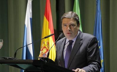 El ministro Planas destaca en Zafra la fortaleza del sector agroalimentario español