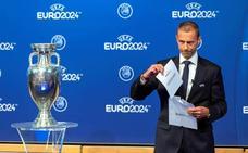 La Eurocopa 2024 se jugará en Alemania