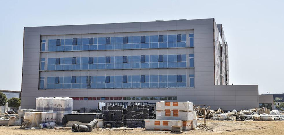 El frenazo de la Ciudad de la Justicia de Badajoz llega cuando el proyecto estaba al 95%