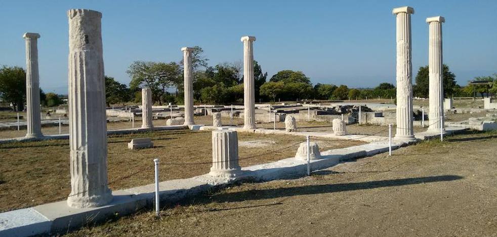 Historia y montaña, la Grecia menos transitada