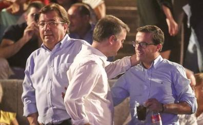 Vara y su foto con Redondo: «Es secretario de Estado, lo personal no cuenta»