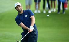 Remontada de Europa en una mala jornada de EE UU y Tiger Woods