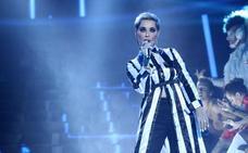 Soraya Arnelas se estrena en 'Tu cara me suena' con un triunfo