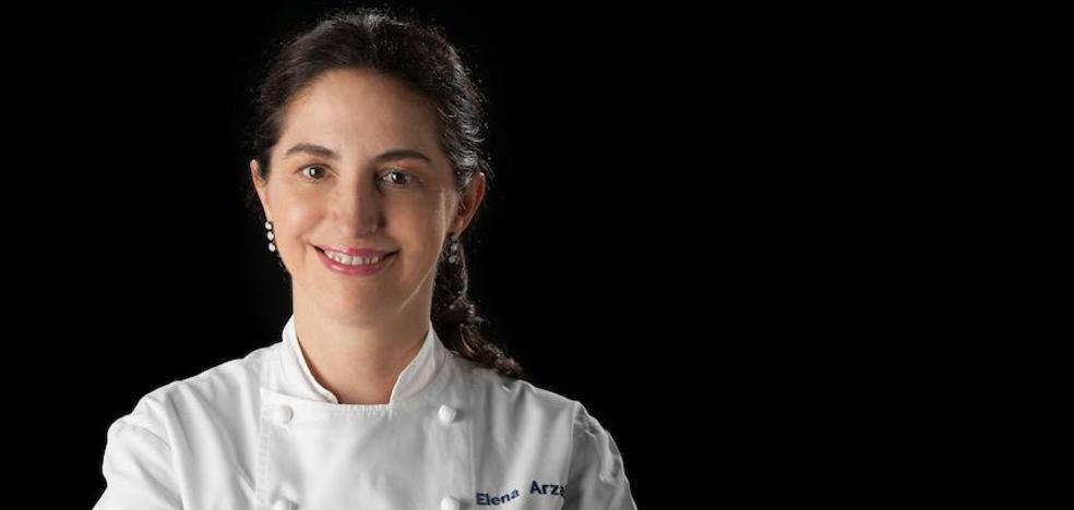 Elena Arzak sienta cátedra sobre el chipirón