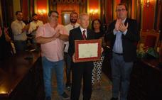 Isidro Ortega es nombrado 'Hijo ilustre de la ciudad de Trujillo'