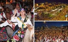 Unos 5.000 asistentes llenan de colorido 'La Encamisá' en Fuenlabrada