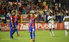 El Extremadura tira la victoria