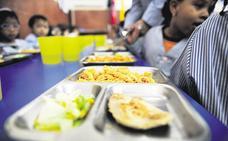 El menú escolar costará de media 4,16 euros por día en Extremadura