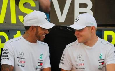 El ingrato papel de escudero en la F1
