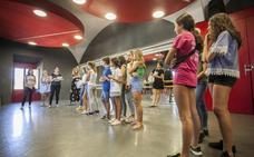 El nuevo Conservatorio Profesional de Danza se estrena en Cáceres con 30 alumnos