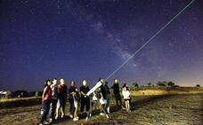 Este viernes, observación de estrellas en La Siberia