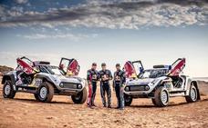 Carlos Sainz defenderá el título del Dakar con Mini