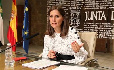 El cambio de nombre del hospital Infanta Cristina de Badajoz no costará «ni un solo euro», asegura la Junta