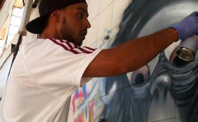 El grafiti hecho arte en los negocios