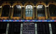 El Ibex baja a los 9.300 puntos por la crisis italiana