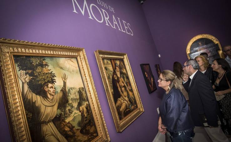 Luis de Morales ya tiene espacio en el Museo de Bellas Artes de Badajoz
