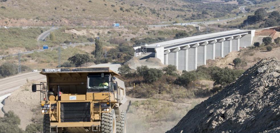 Adif también contempla trenes de mercancías por el AVE Madrid-Badajoz