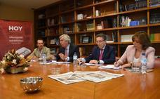 Una mesa redonda analiza la resolución de conflictos en la empresa familiar