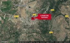 Herido leve un trabajador tras ser golpeado por una vaca en Villar de Plasencia