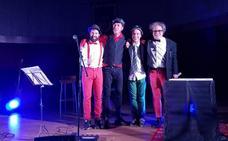 La Tabarra Quartet Band trae sus ganas de reír y bailar a Badajoz