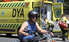 Varios campos de fútbol base extremeños dispondrán de ambulancia DYA durante los partidos