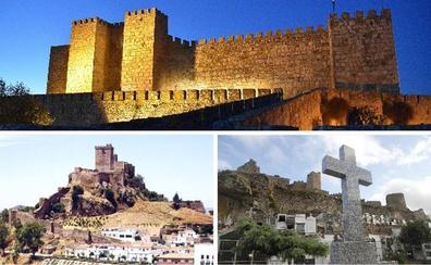 Extremadura participa en un proyecto europeo para poner en valor los castillos