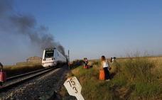A las 12, concentraciones en defensa del tren en cinco estaciones extremeñas