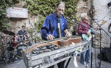 El Blues Festival empieza a coger fuerza hoy en la Plaza de Santa María de Cáceres
