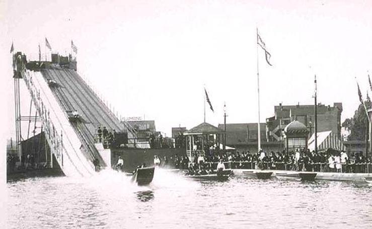 Hace 140 años de la hazaña del hombre-pez en el peligroso río Tajo