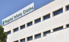 El hospital Infanta Cristina cambiará de rótulo en semanas