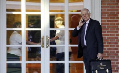 Borrell lamenta la inacción internacional de Rajoy para combatir el independentismo