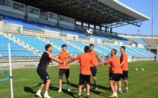 «Tenemos que pensar que nuestro rival es el Marbella y no los árbitros»